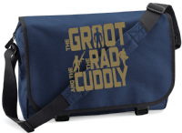 GROOT RAD CUDDLY M/BAG - INSPIRED BY GUARDIANS OF THE GALAXY